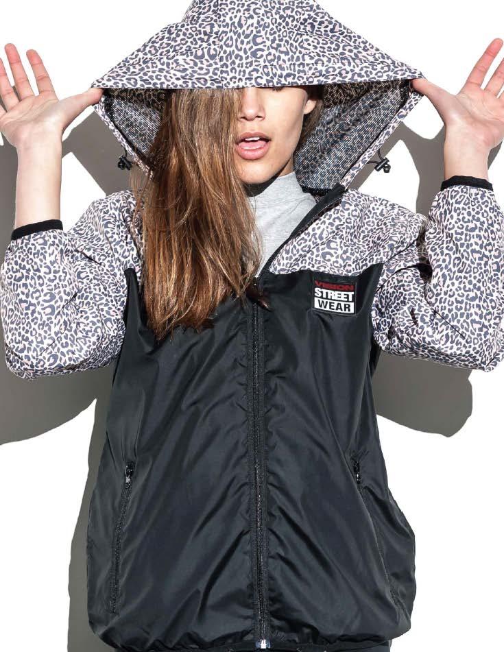 Vision Leopard Jacket