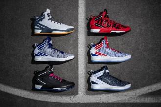 Adidas lance la personnalisation de la D Rose 6 !