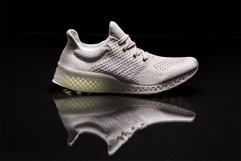 Adidas nous envoie dans le futur avec sa gamme de chaussures Futurecraft 3D