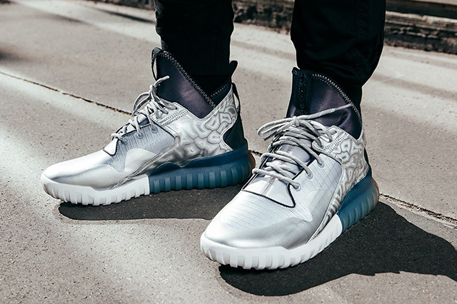 Tubular Foot Locker