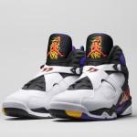 La Air Jordan 8 « Three Time's A Charm » pour rendre hommage au Three Peat de MJ !