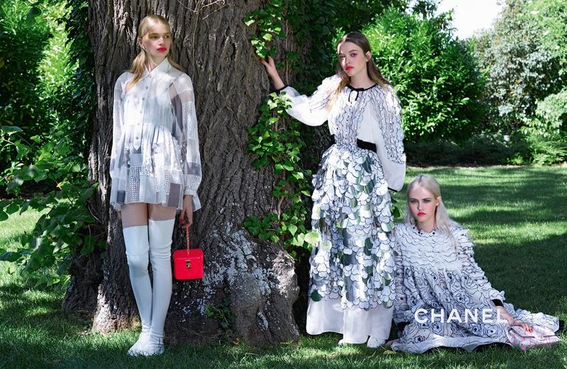 Chanel : la collection croisière 2016