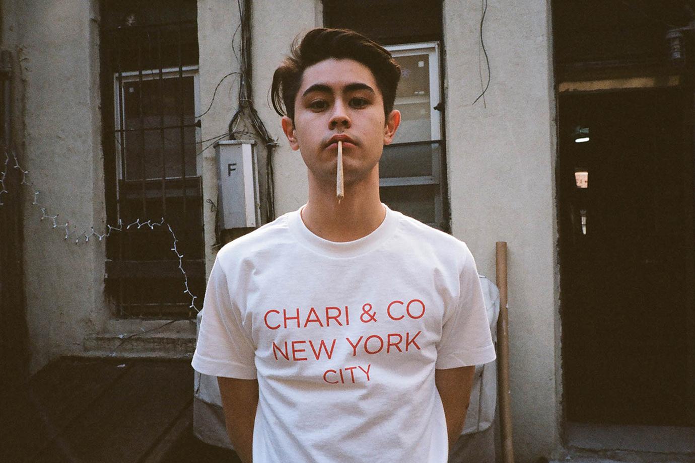 Chari & Co NYC déraille et épouse le skate dans sa collection Automne/Hiver 2015