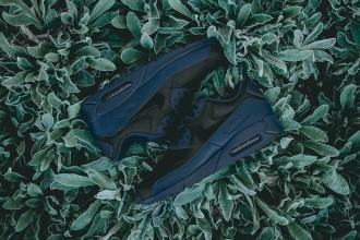 Du nouveau chez Nike avec la Air Max 90 Premium Squadron Blue/Black