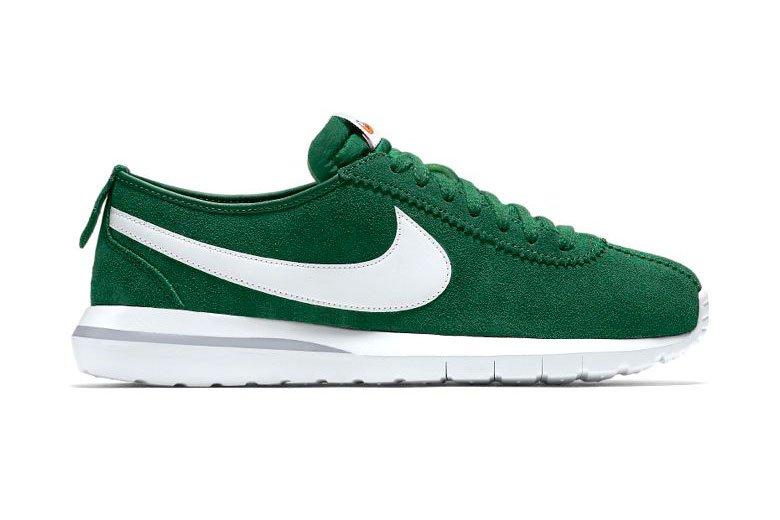 Une grosse dose de style avec le Nike Roshe Cortez «Suede» Pack