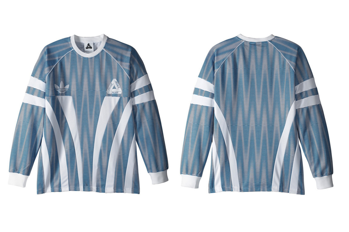 Palace Skateboards x adidas Originals : La collection Hiver 2015