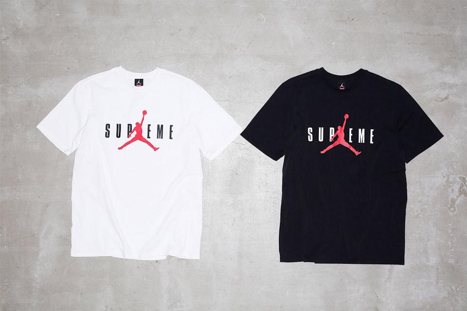 Supreme x Jordan : zoom sur la collection complète !