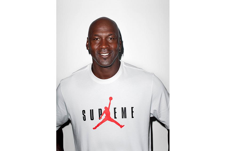 Supreme x Jordan