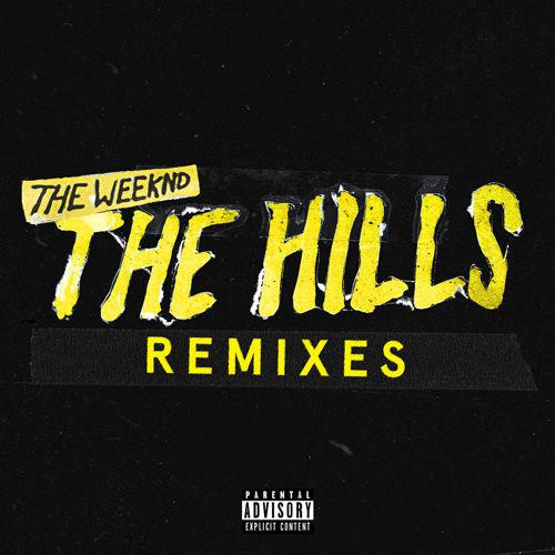 The Weeknd featuring Eminem – The Hills (remix)
