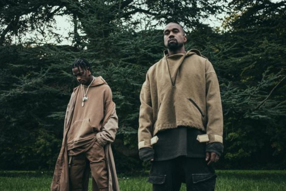 """Bombe du week-end : le clip de Travis Scott feat Kanye West """"Piss On Your Grave"""""""