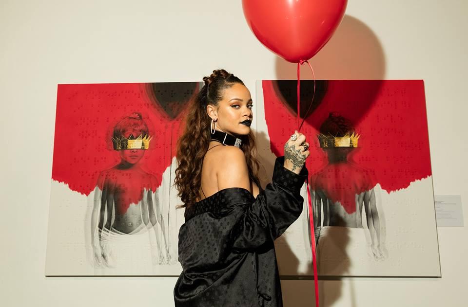 Rihanna de retour avec «Anti» le 27 novembre ?