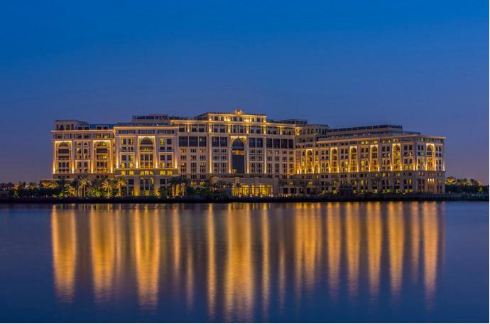 Evadez-vous avec l'hotel Palazzo Versace du moyen orient