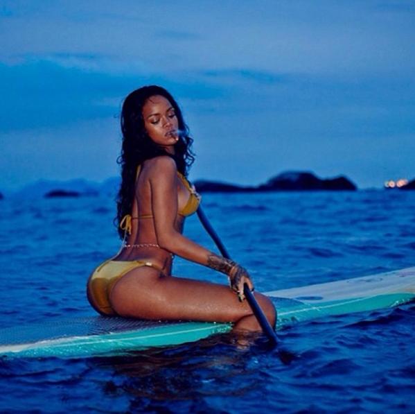Rihanna-trends
