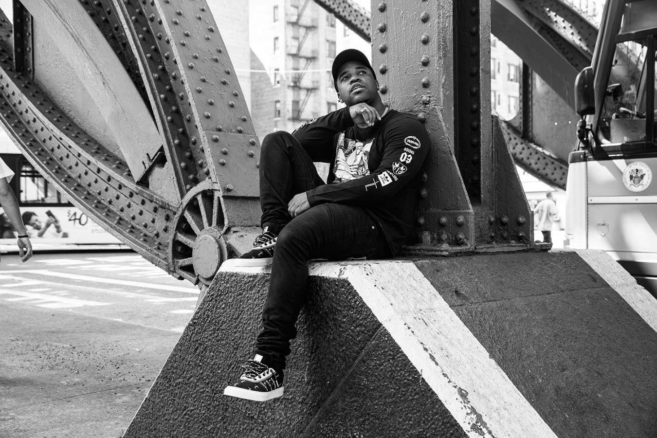 Adidas x A$AP Ferg : la collection «Traplord» qui rend hommage à A$AP Yams