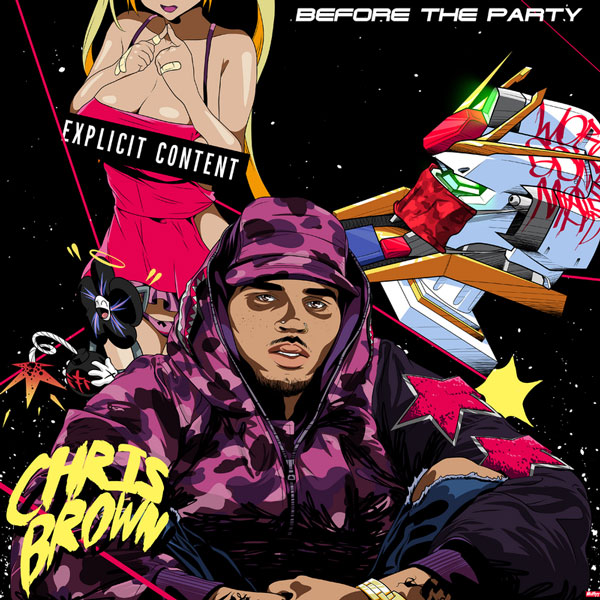 Chris Brown crée la surprise avec la mixtape « Before The Party »
