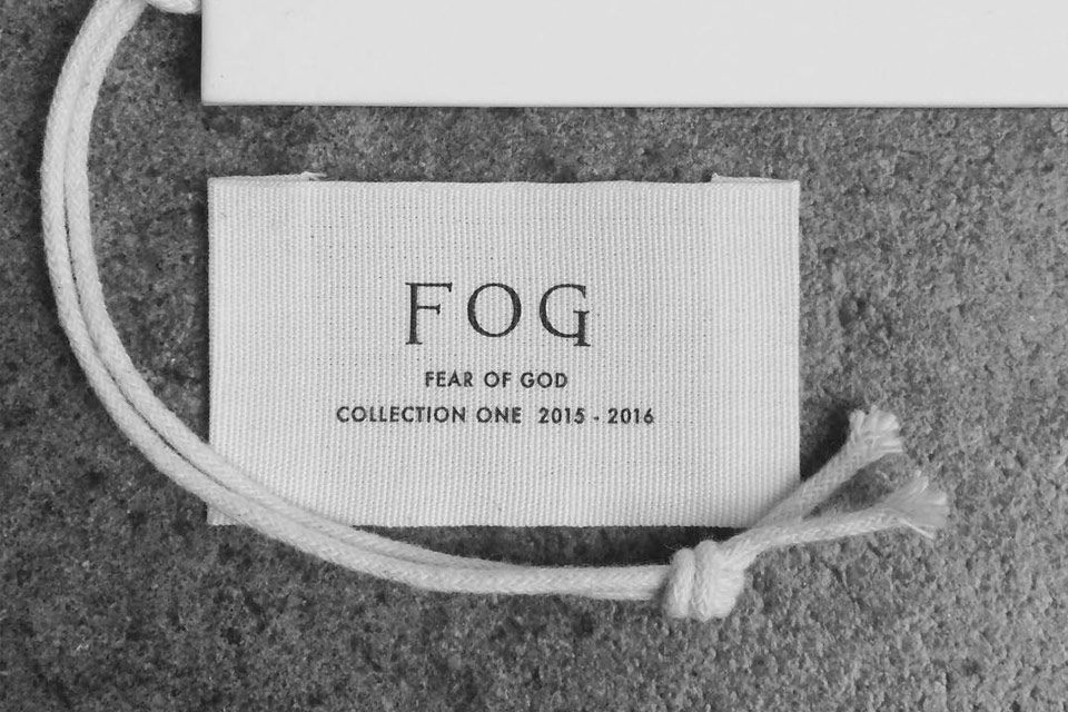 Jerry Lorenzo lance FOG en collaboration avec PacSun
