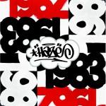 Galerie wallworks reçoit le pionnier du graffiti Eric Haze