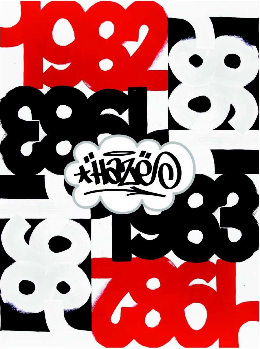 Eric Haze – Reflex Memories – L'expo rare d'un pionnier du graffiti