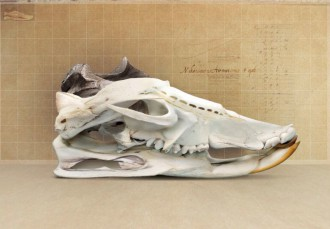 Le crédit municipal de Paris accueiille la première exposition 100% sneakers en France.