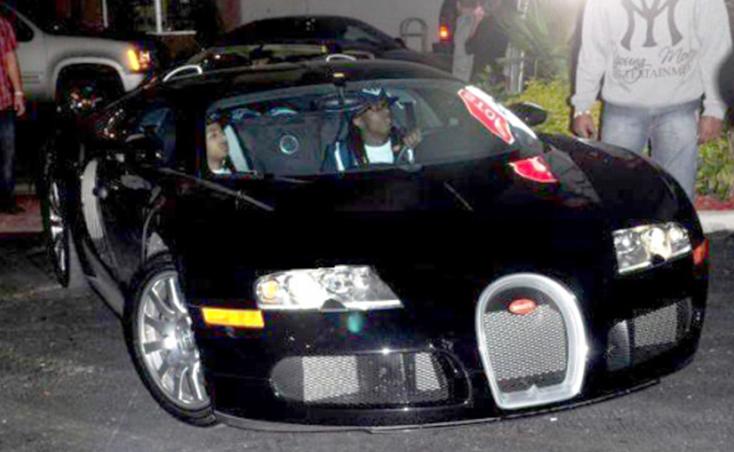 lilwayne-voiture