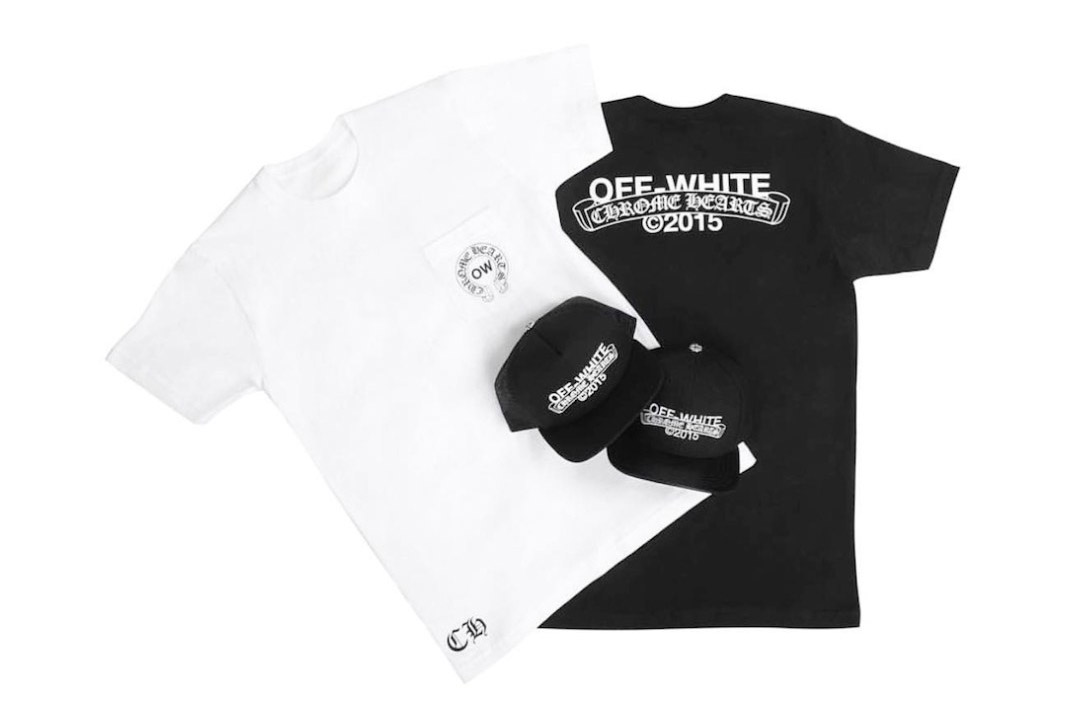 OFF-WHITE célèbre l'Art Basel en collaborant avec Chrome Hearts