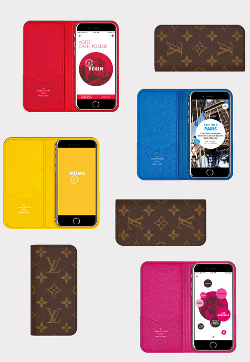 Louis Vuitton lance une application  » City Guide »