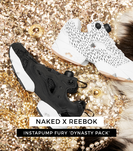 reebok x naked insta pump fury