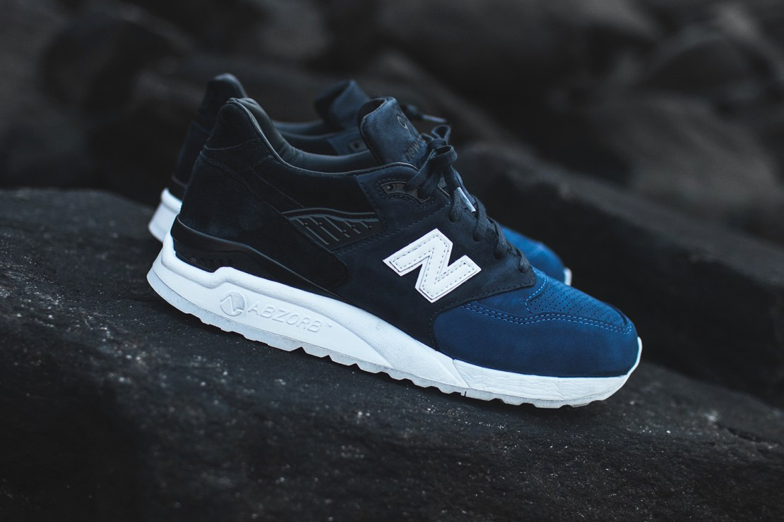 Ronnie Fieg x New Balance : la 998 « City Never Sleeps » pour le Black Friday !