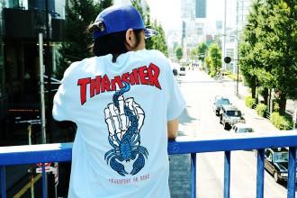 Thrasher x Challenge