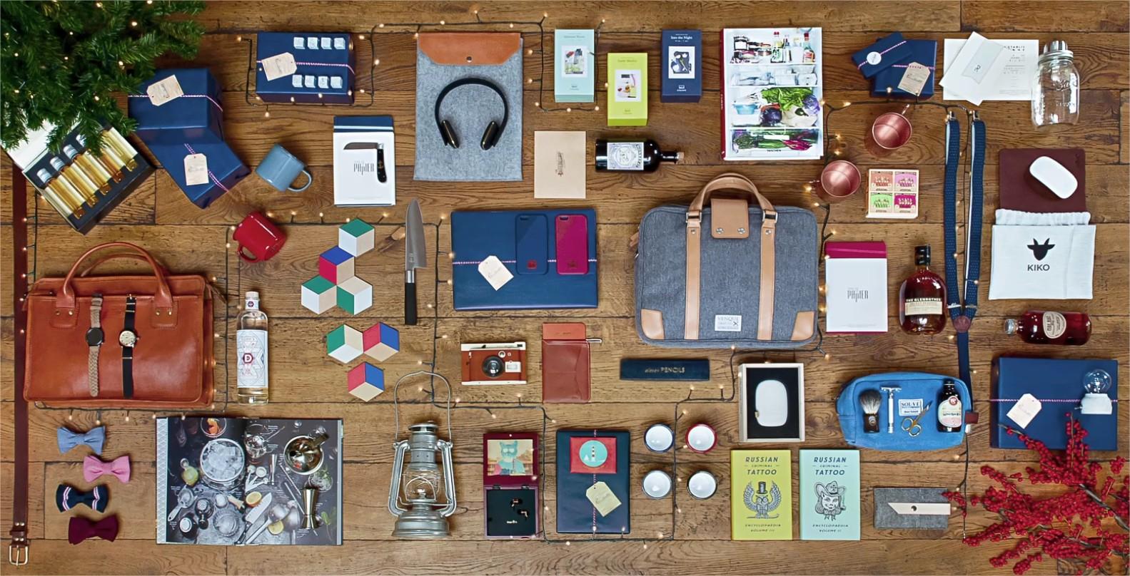cadeaux pour hommes la s lection trends chez les raffineurs trends fr. Black Bedroom Furniture Sets. Home Design Ideas