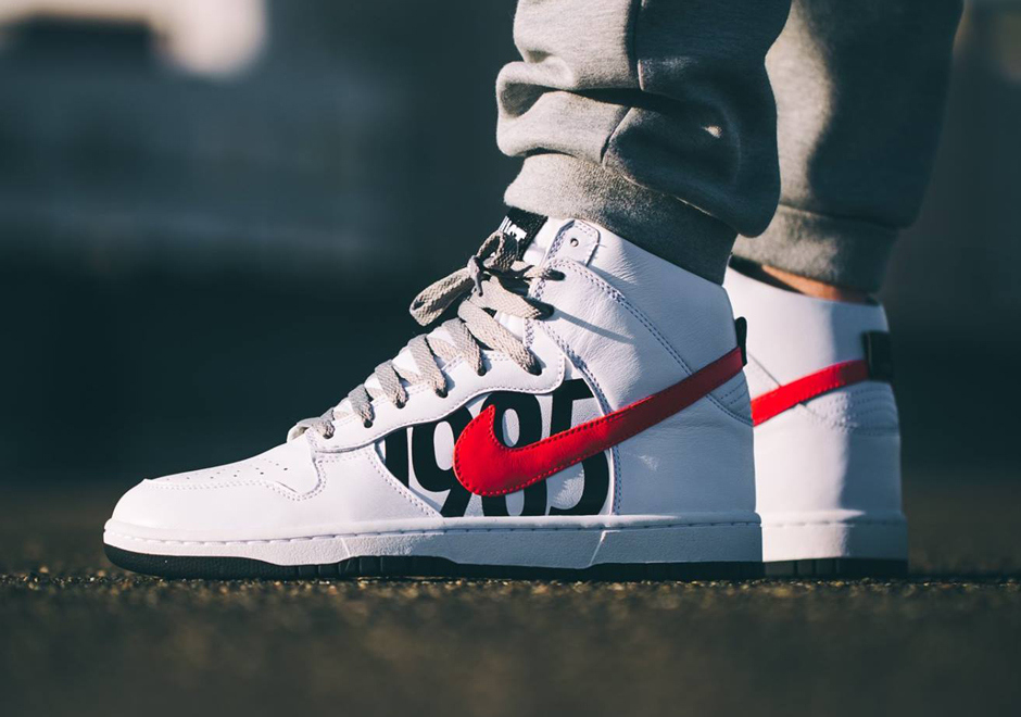 Undefeated x Nike Dunk High