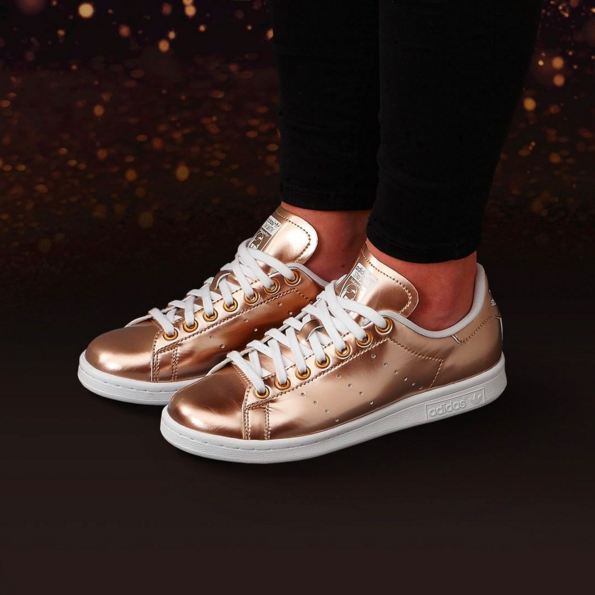 Day 2 : Week of Greatness by Foot Locker – Adidas Stan Smith « Copper »