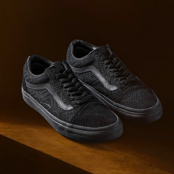 Day 6 : Week of Greatness by Foot Locker – Vans Old Skool Monochrome