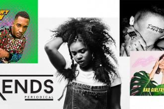 5 artistes