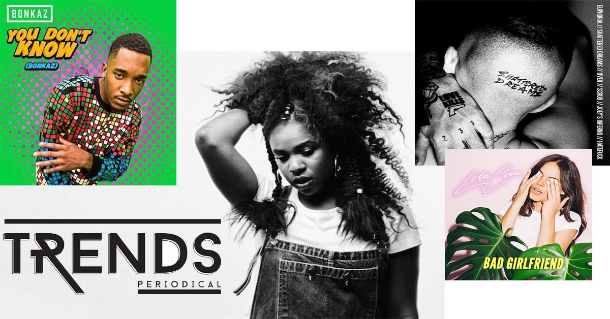 TOP 5 des artistes découverts en 2015
