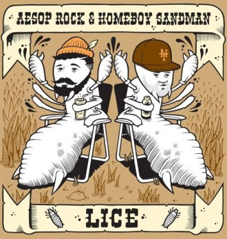 Aesop Rock - Lice