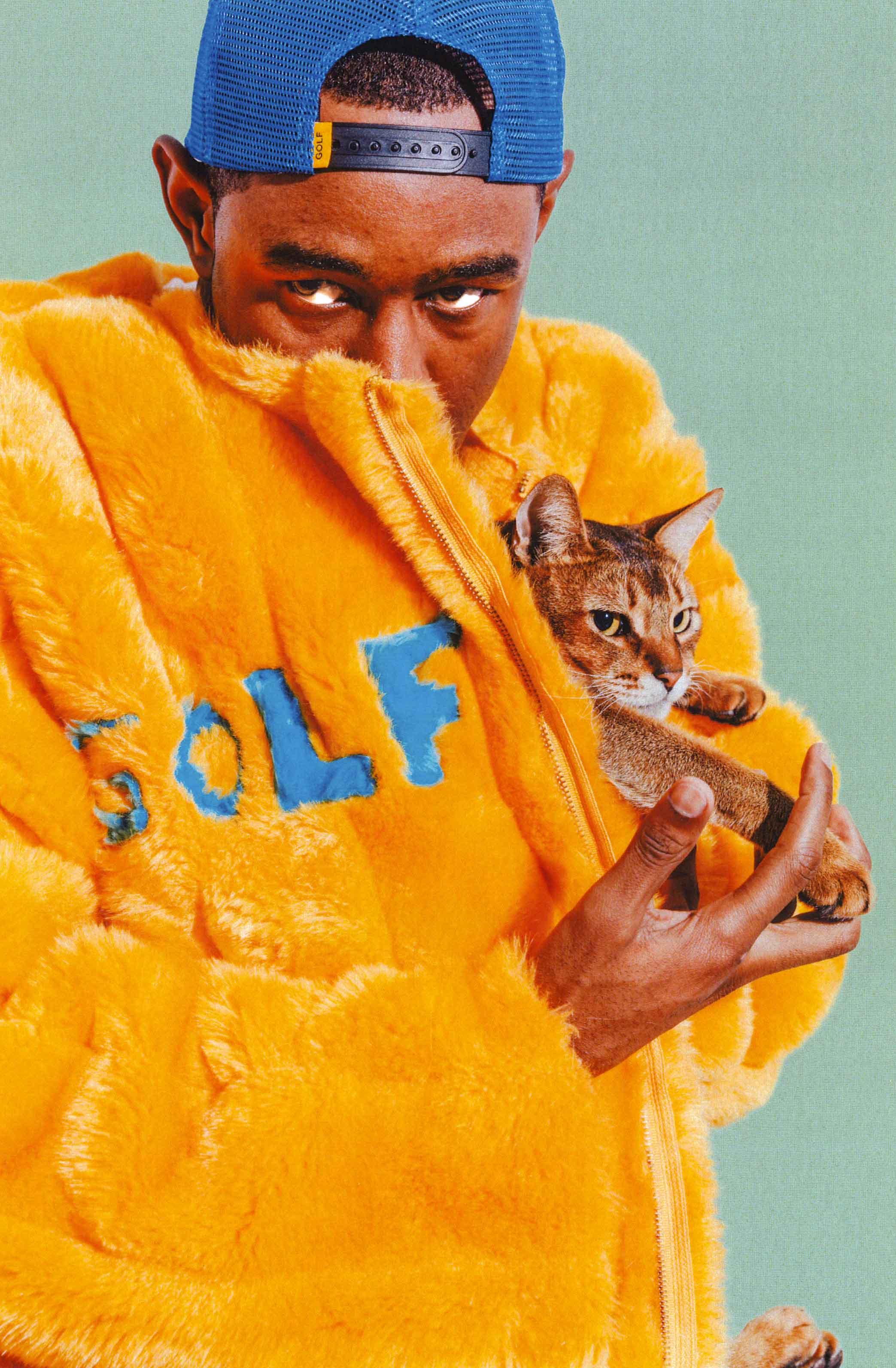 Tyler The Creator dévoile le lookbook GOLF WANG F/W 2015