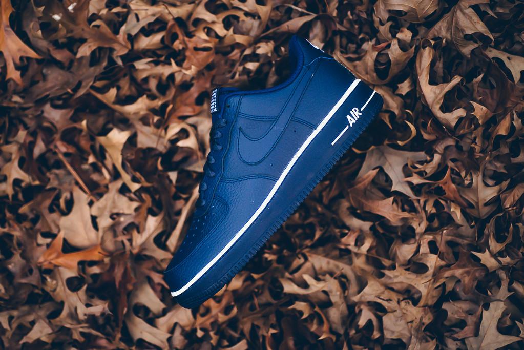 Nike dévoile la sublime édition «Loyal Blue» de la Air Force 1 Low