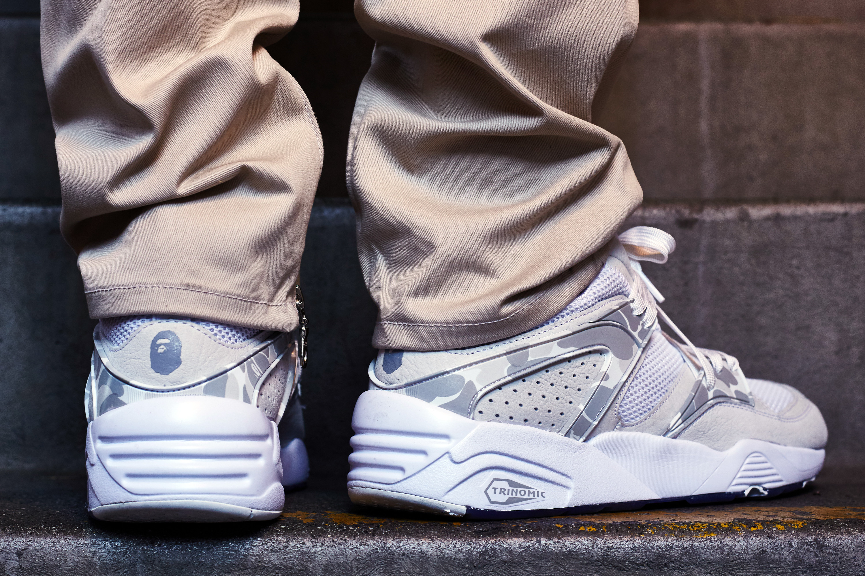 Puma X BAPE - Blaze of Glory