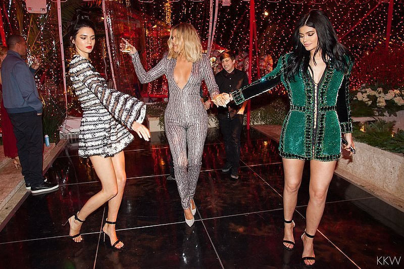 Kardashian-Christmas-Party-2015-Pictures-3