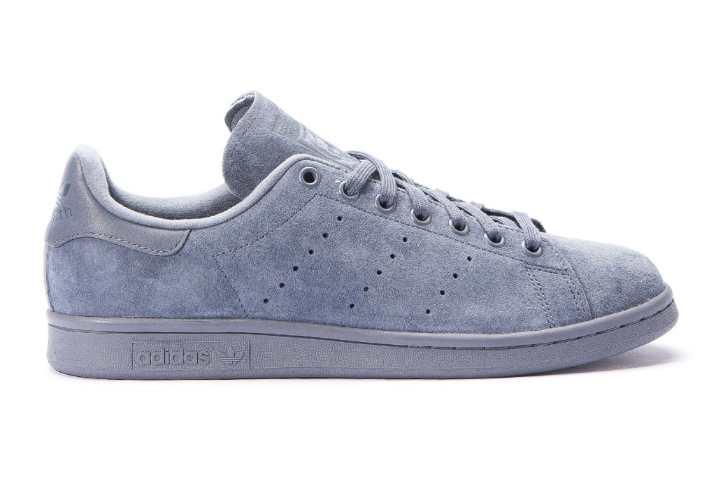 Stan Smith Adidas Velour