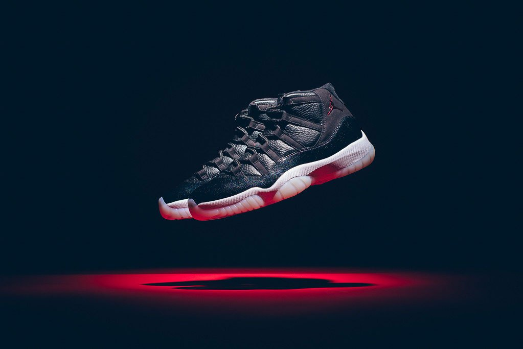La Air Jordan 11 72-10 arrive enfin