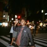 Faces+Places à tokyo avec  A$AP BARI