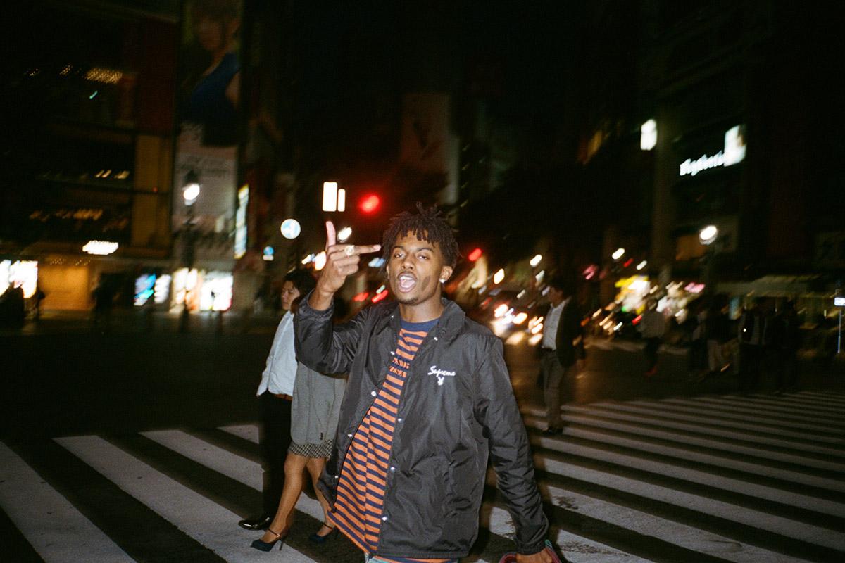 Virée débridée à Tokyo avec A$AP Bari, Danny Seth et Playboi Carti