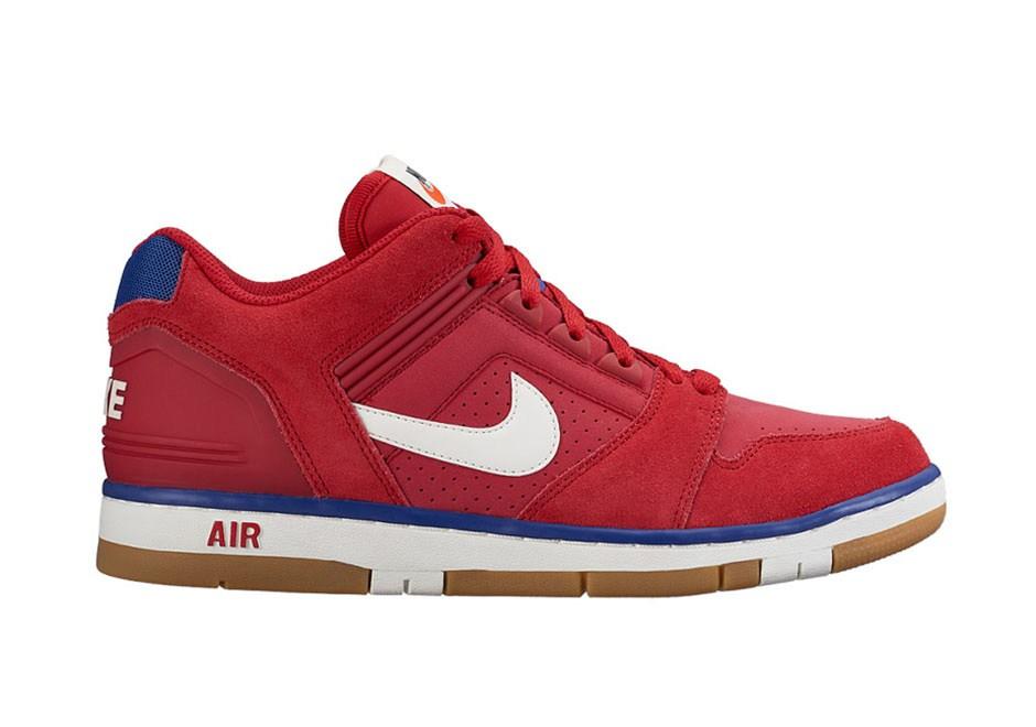 Retour du royaume des oubliés pour lz Nike Air Force 2