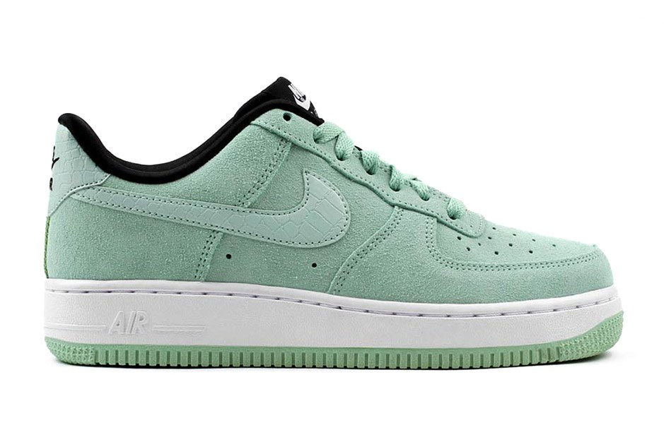 La Air Force 1 de Nike en couleur pastel pour la version Low