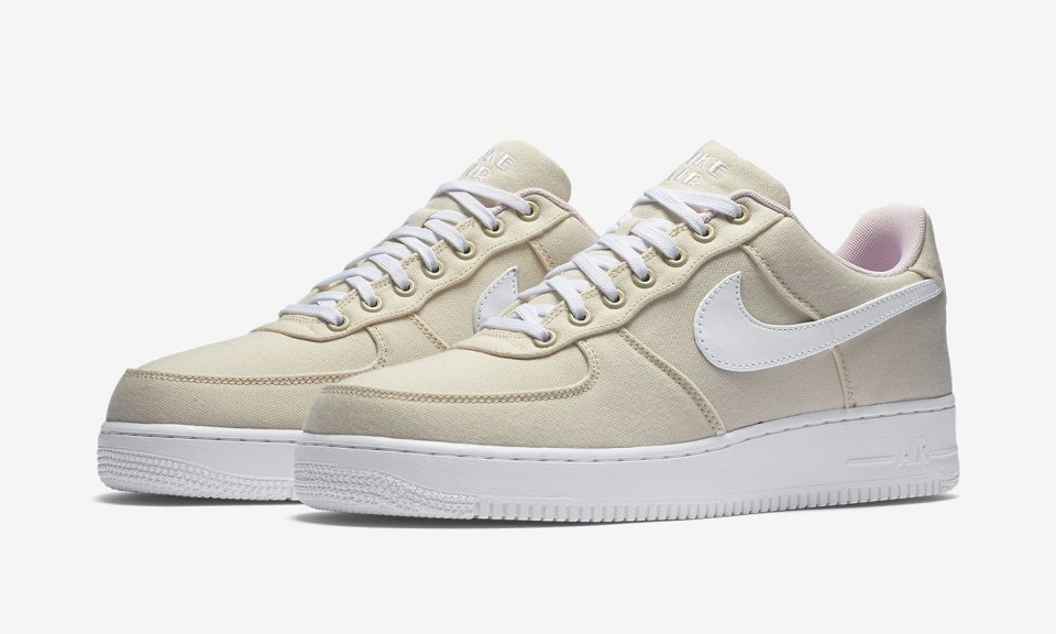 nike air force 1 creme