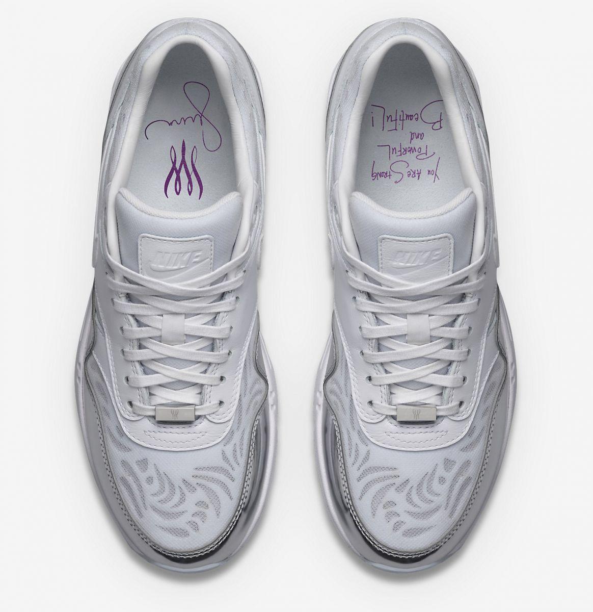Nike sort des Air Max 1 et des Roshe spéciales pour Serena Williams