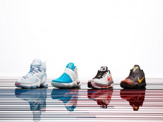 Nike Basketball dévoile son nouveau Christmas Pack !