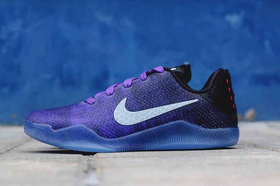Chaussure Du Nba Dévoile Signature Joueur La Kobe 11Dernière Nike Yb7gfyvI6